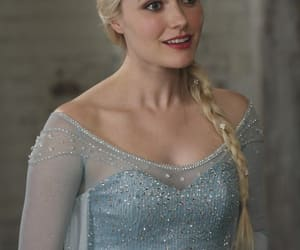 once upon a time, queen elsa, and georgina haig image