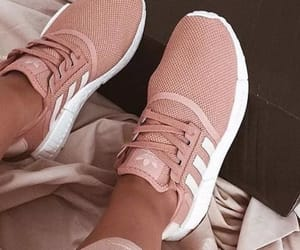 pink, shoes, and sneakers image