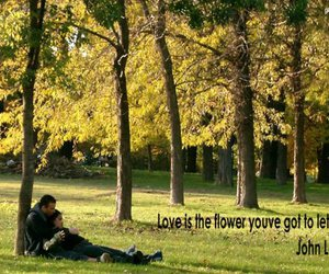 john lennon, quotes, and love image