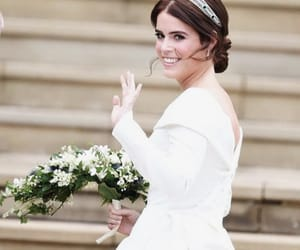 bride, wedding day, and hrh image