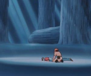 anime, cartoon, and ecology image