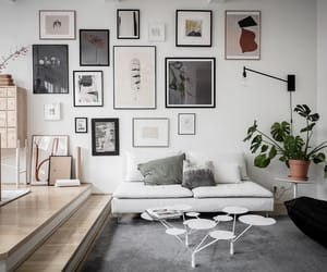 decorating, home decor, and workspace image