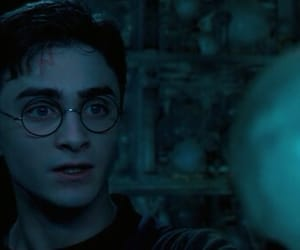 ball, blue, and daniel radcliffe image