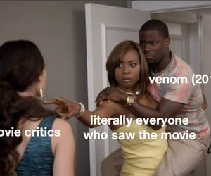 Marvel, sony, and venom image