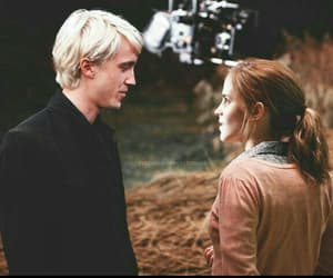 hermione, serpeverde, and dramione image