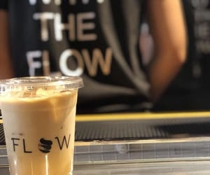 coffee, doha, and الدوحه image