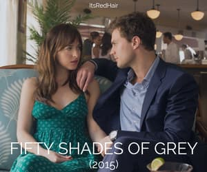book, movie, and fifty shades of grey image