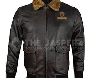 ebay, brown jacket, and halloweenfashion image