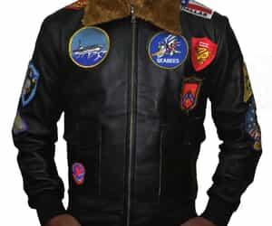 leather jacket, motivation, and men fashion image