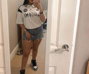 adidas, girl, and nike image