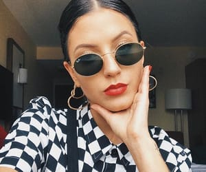 style, sunglass, and acessories image