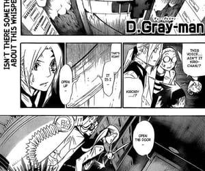 allen, d.gray-man, and lavi image