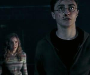 daniel radcliffe, hermione granger, and Matthew Lewis image