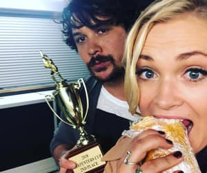 actors, bob morley, and beliza image