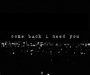 quote, text, and come back image