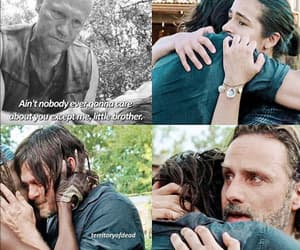 the walking dead, darly, and twd image