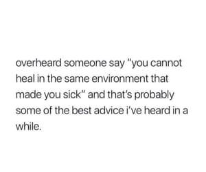 advice, deep, and pain image