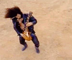 gif, Guns N Roses, and slash image
