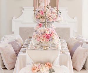 decoration, fashion, and flowers image