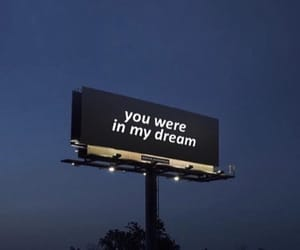 quotes, night, and billboard image