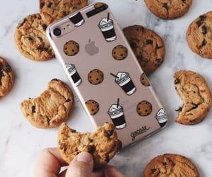 case, iphone, and milk image