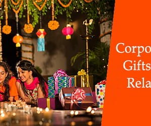 corporate diwali gifts, diwali gift ideas, and diwali gift items image