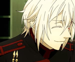 allen, d.gray-man, and gif image