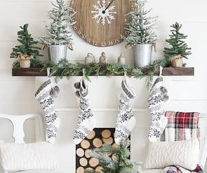christmas, season, and tree image