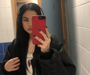 alternative, maggie lindemann, and beauty image