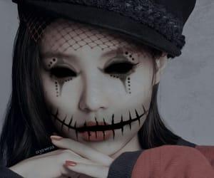 art, edit, and Halloween image