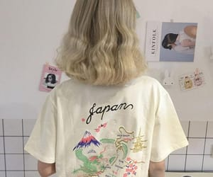 girl, japan, and aesthetic image