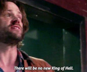 gif, supernatural, and sam winchester image