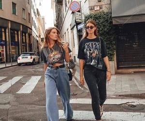 fashion, girl, and woman image