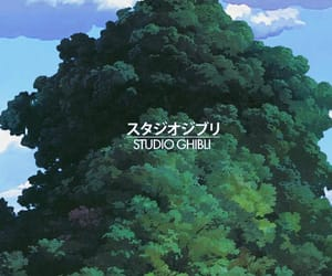 studio ghibli, anime, and wallpaper image