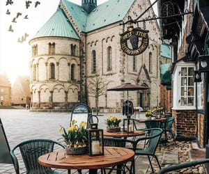 city, travel, and denmark image