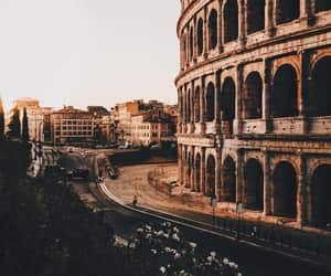 italy, place, and rome image