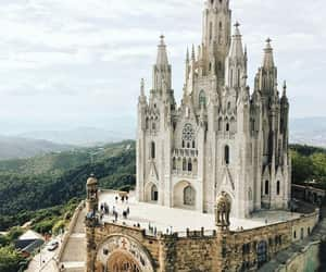 places, spain, and architecture image