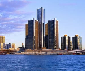 canada, ontario, and detroit image