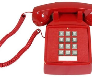 red phone image