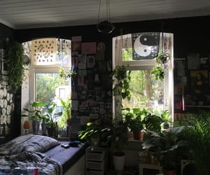 bedroom, bee, and cluttered image