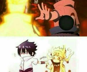 kawaii, sasuke, and naruto shippuden image