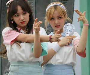 cosmic girls, xuanyi, and wu xuanyi image