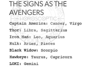 astronomy, Marvel, and zodiac image