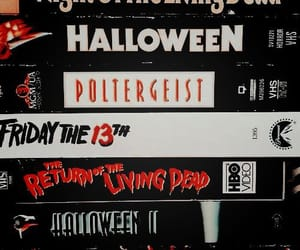 article, Halloween, and scary movies image