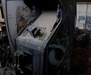 90s, arcade, and rainbow image