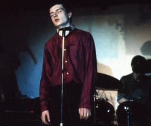 edgy, ian curtis, and joy division image