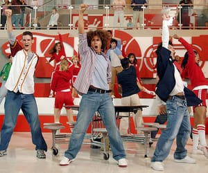 high school musical, HSM, and sing image