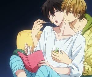 anime, beautiful, and fudanshi image