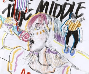paramore and caught in the middle art image