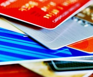 credit, credit card, and credit cards image